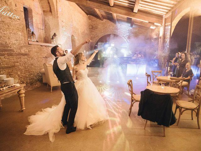 Il matrimonio di Matteo e Valentina a San Miniato, Pisa 66