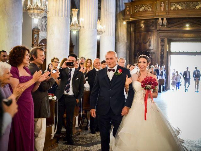 Il matrimonio di Mauro e Arianna a Santhià, Vercelli 17