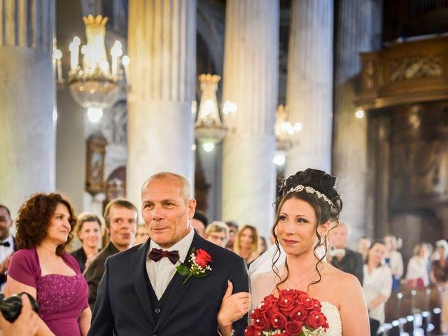 Il matrimonio di Mauro e Arianna a Santhià, Vercelli 18