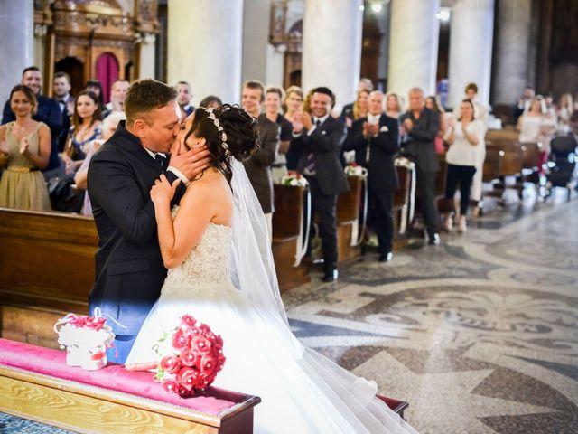 Il matrimonio di Mauro e Arianna a Santhià, Vercelli 19