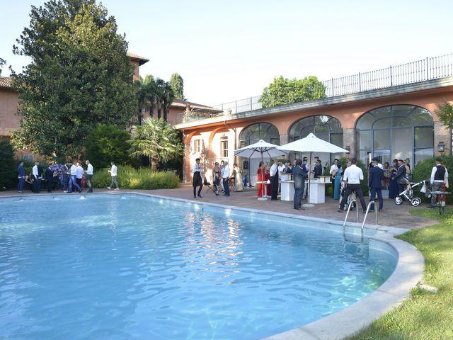 Il matrimonio di Mauro e Arianna a Santhià, Vercelli 28