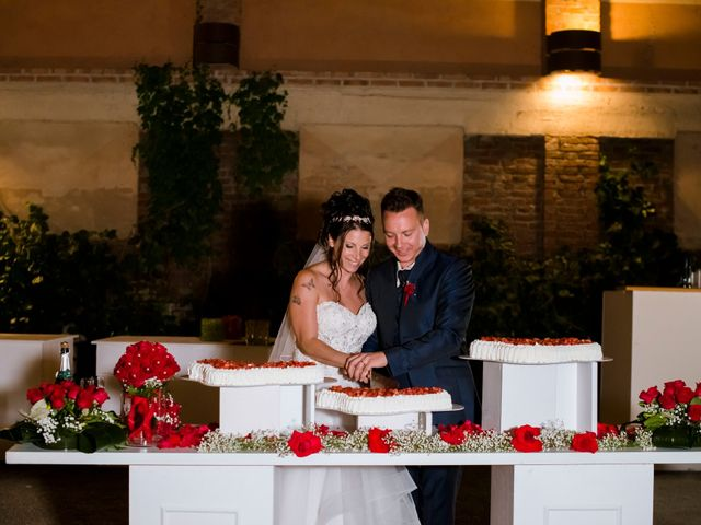 Il matrimonio di Mauro e Arianna a Santhià, Vercelli 35