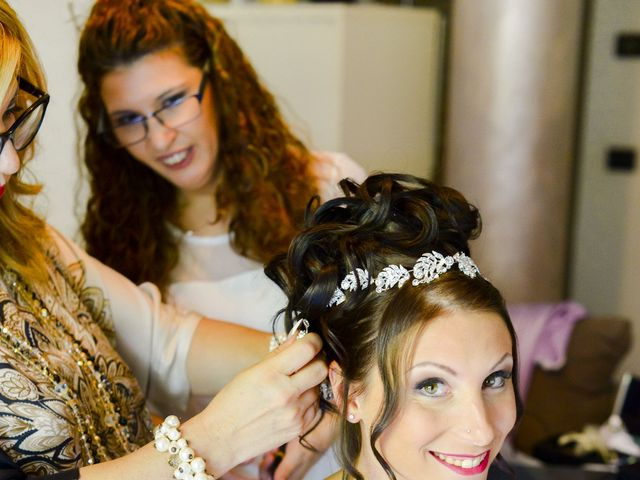 Il matrimonio di Mauro e Arianna a Santhià, Vercelli 10