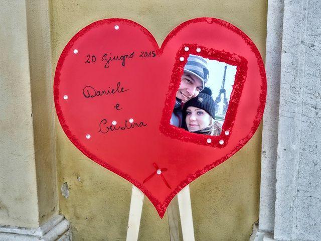 Il matrimonio di Daniele e Cristina a Carpenedolo, Brescia 2
