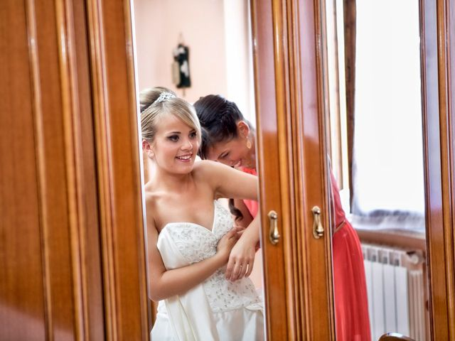 Il matrimonio di Daniele e Cristina a Carpenedolo, Brescia 13