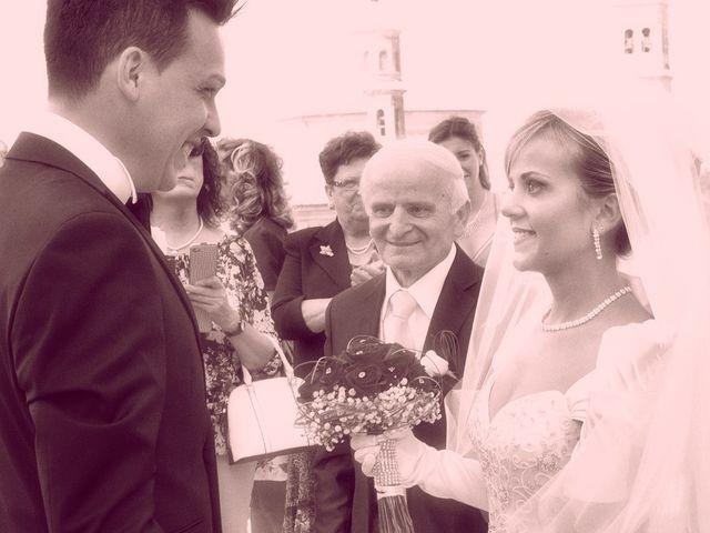 Il matrimonio di Daniele e Cristina a Carpenedolo, Brescia 34