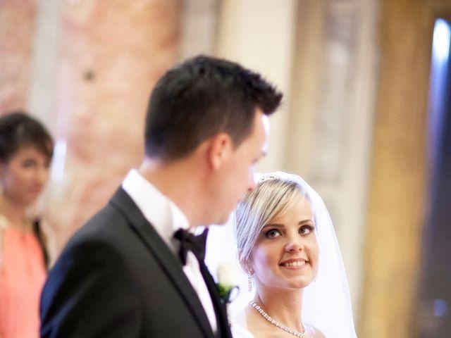 Il matrimonio di Daniele e Cristina a Carpenedolo, Brescia 36