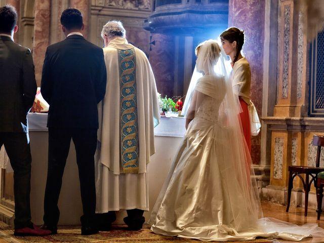 Il matrimonio di Daniele e Cristina a Carpenedolo, Brescia 37