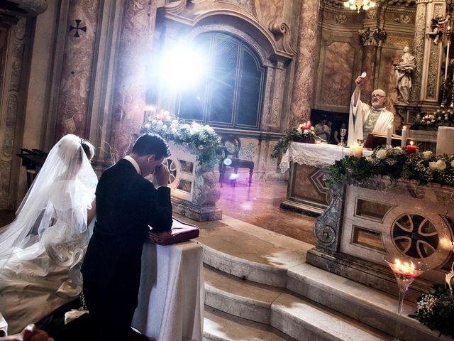Il matrimonio di Daniele e Cristina a Carpenedolo, Brescia 43