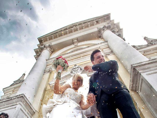 Il matrimonio di Daniele e Cristina a Carpenedolo, Brescia 45