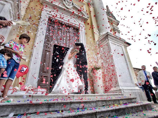 Il matrimonio di Daniele e Cristina a Carpenedolo, Brescia 46