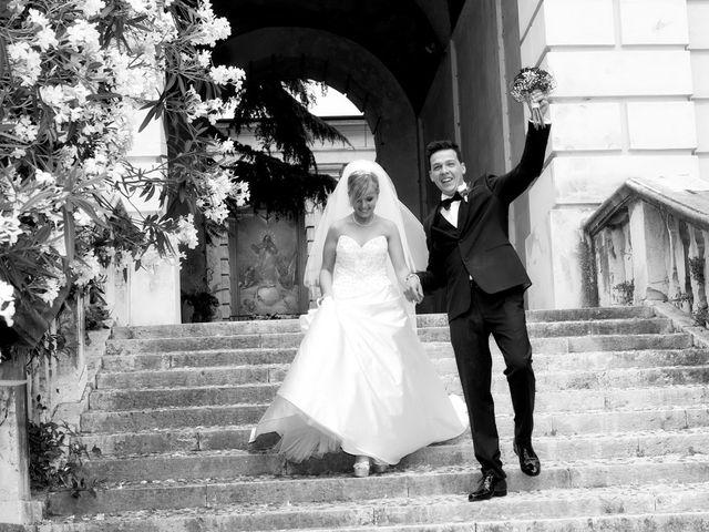 Il matrimonio di Daniele e Cristina a Carpenedolo, Brescia 52