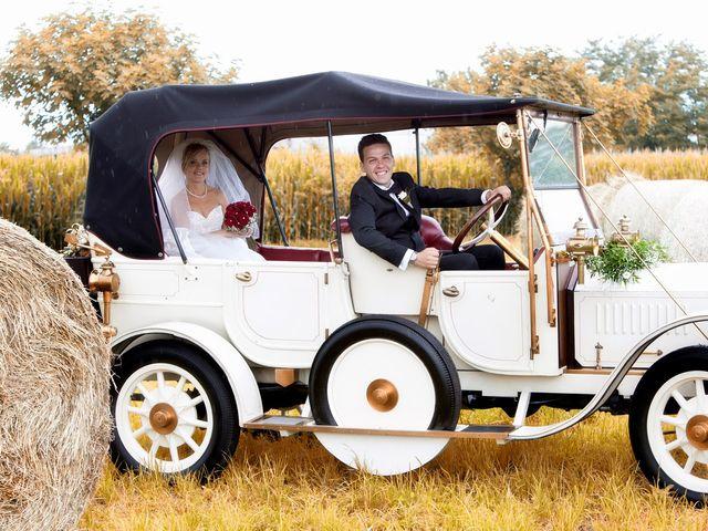 Il matrimonio di Daniele e Cristina a Carpenedolo, Brescia 54