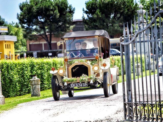Il matrimonio di Daniele e Cristina a Carpenedolo, Brescia 57