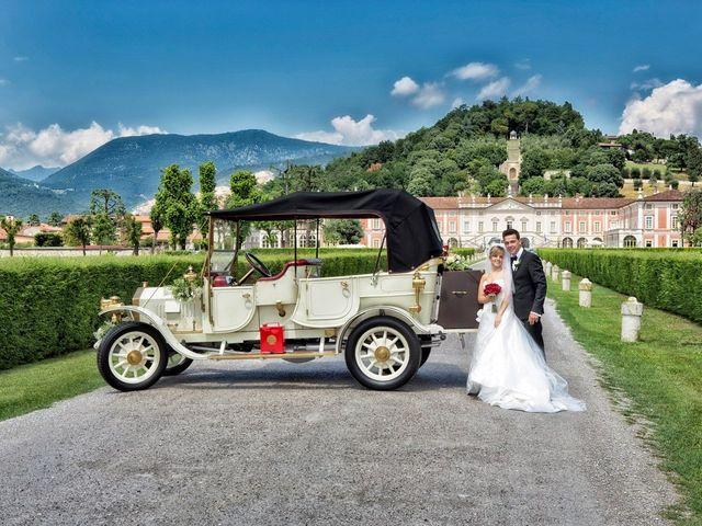 Il matrimonio di Daniele e Cristina a Carpenedolo, Brescia 58