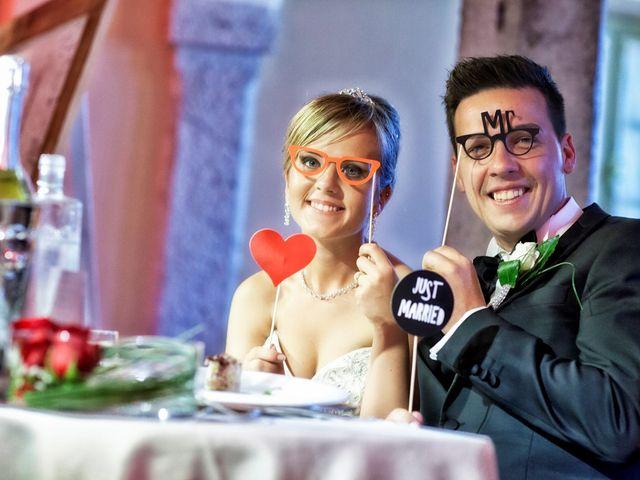 Il matrimonio di Daniele e Cristina a Carpenedolo, Brescia 78