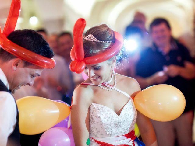 Il matrimonio di Daniele e Cristina a Carpenedolo, Brescia 79