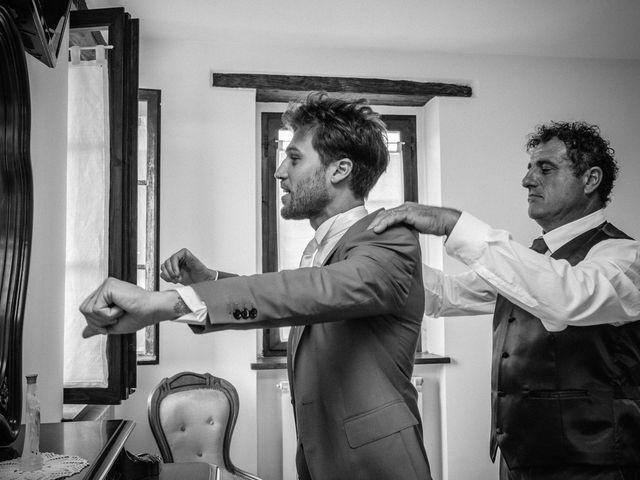 Il matrimonio di Valentina e Alessandro a San Severino Marche, Macerata 39