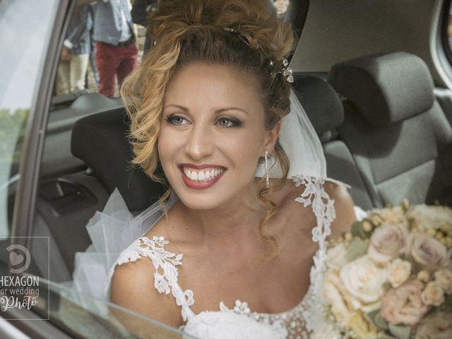 Il matrimonio di Valentina e Alessandro a San Severino Marche, Macerata 50