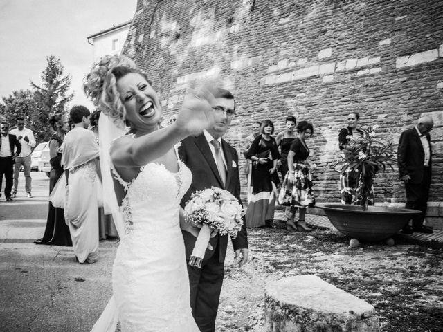 Il matrimonio di Valentina e Alessandro a San Severino Marche, Macerata 53
