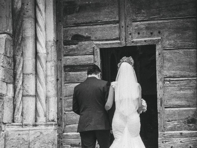 Il matrimonio di Valentina e Alessandro a San Severino Marche, Macerata 54