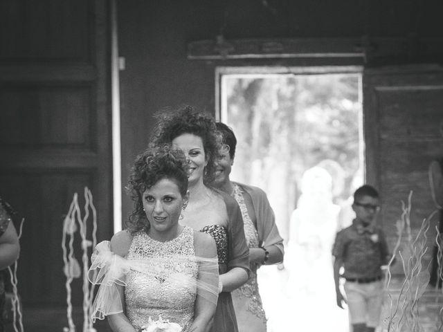 Il matrimonio di Valentina e Alessandro a San Severino Marche, Macerata 55
