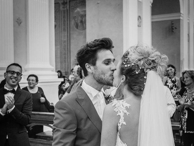 Il matrimonio di Valentina e Alessandro a San Severino Marche, Macerata 77
