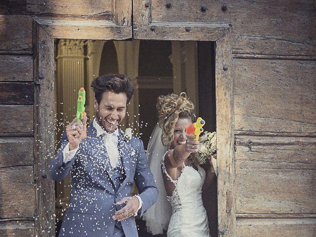 Il matrimonio di Valentina e Alessandro a San Severino Marche, Macerata 88
