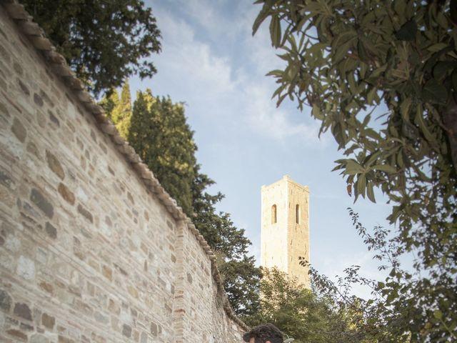 Il matrimonio di Valentina e Alessandro a San Severino Marche, Macerata 117