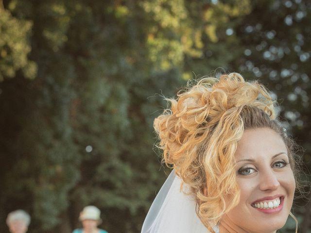 Il matrimonio di Valentina e Alessandro a San Severino Marche, Macerata 51