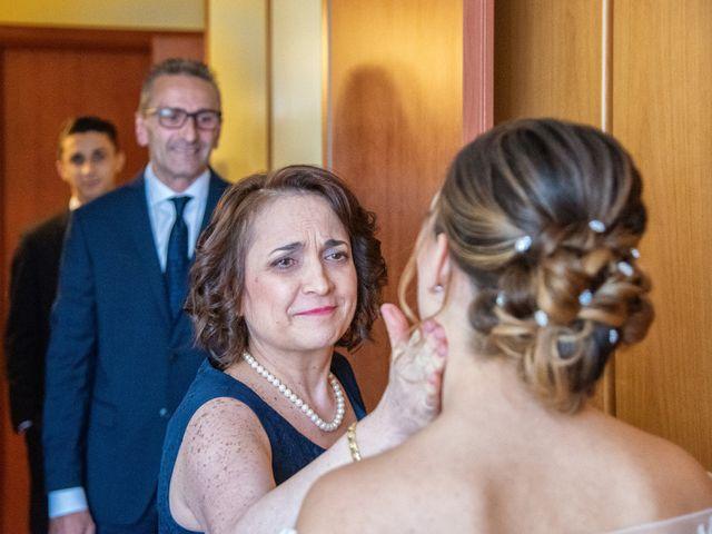 Il matrimonio di Giovanni e Flavia a Zandobbio, Bergamo 7
