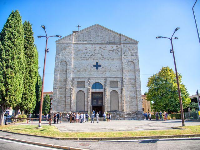 Il matrimonio di Giovanni e Flavia a Zandobbio, Bergamo 8