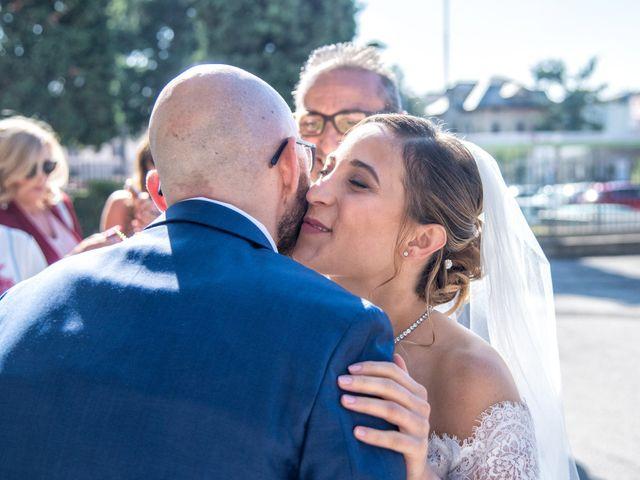 Il matrimonio di Giovanni e Flavia a Zandobbio, Bergamo 10