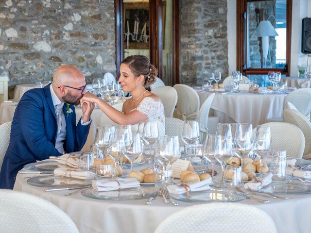 Il matrimonio di Giovanni e Flavia a Zandobbio, Bergamo 18