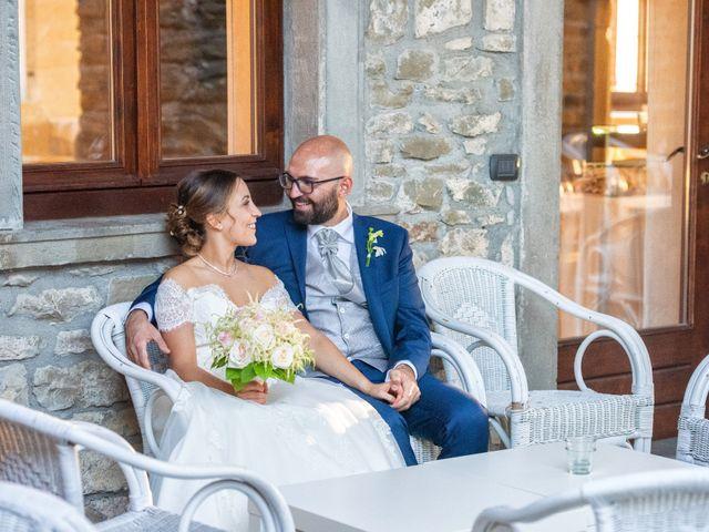Il matrimonio di Giovanni e Flavia a Zandobbio, Bergamo 19