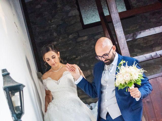 Il matrimonio di Giovanni e Flavia a Zandobbio, Bergamo 20