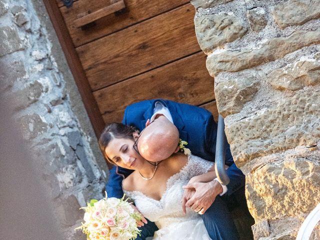 Il matrimonio di Giovanni e Flavia a Zandobbio, Bergamo 22