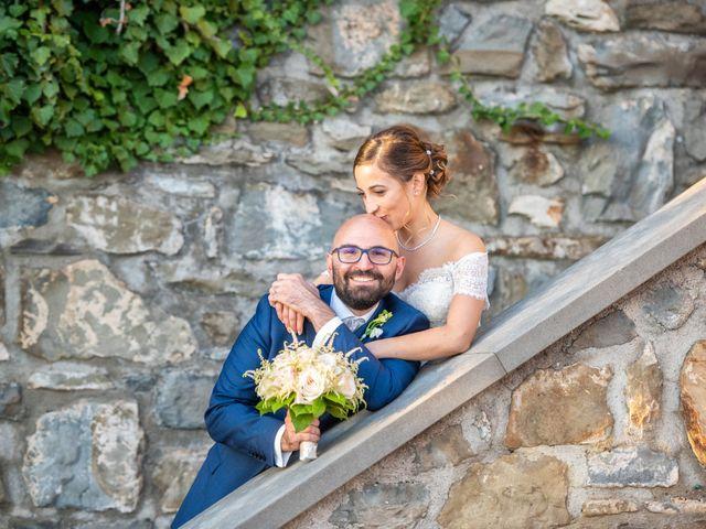 Il matrimonio di Giovanni e Flavia a Zandobbio, Bergamo 23