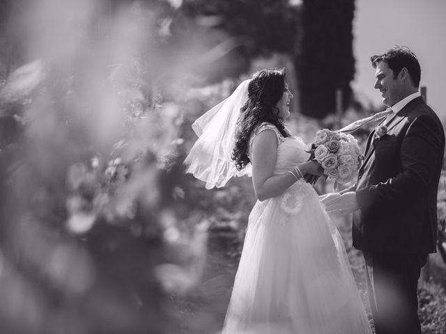 le nozze di Beata e Ben