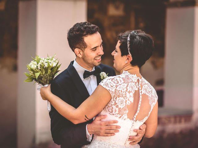 Il matrimonio di Luca e Simona a Calvello, Potenza 2