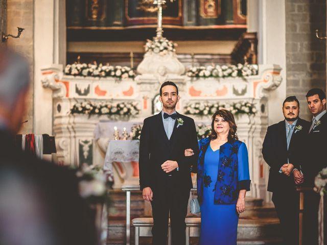 Il matrimonio di Luca e Simona a Calvello, Potenza 18