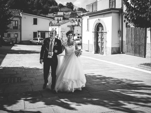 Il matrimonio di Luca e Simona a Calvello, Potenza 19