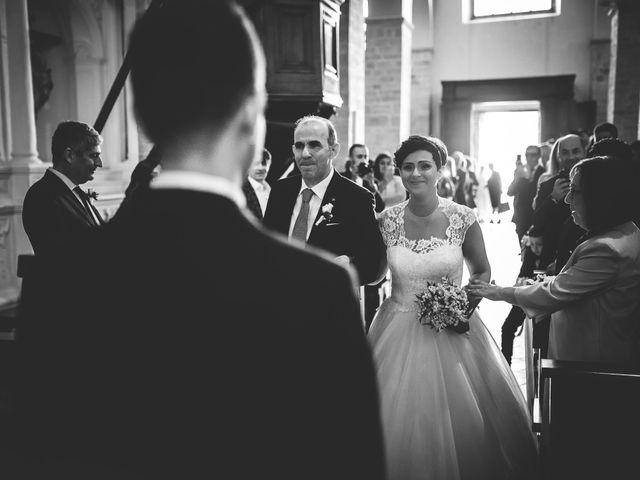 Il matrimonio di Luca e Simona a Calvello, Potenza 20