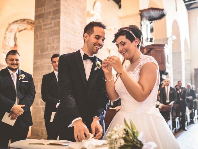 Il matrimonio di Luca e Simona a Calvello, Potenza 21