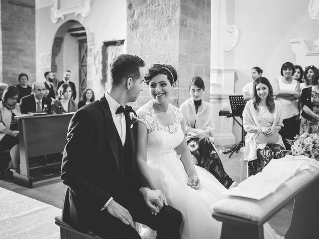 Il matrimonio di Luca e Simona a Calvello, Potenza 22