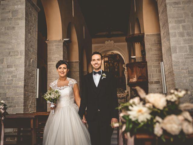 Il matrimonio di Luca e Simona a Calvello, Potenza 23