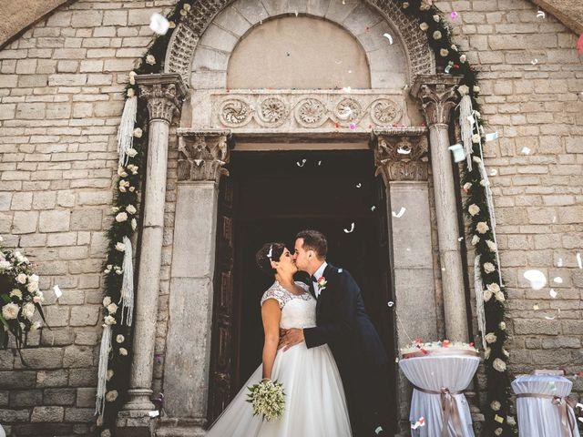 Il matrimonio di Luca e Simona a Calvello, Potenza 24
