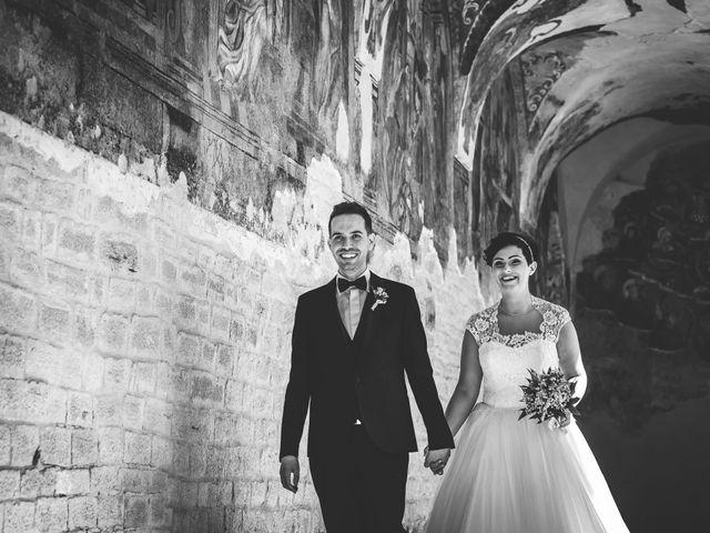 Il matrimonio di Luca e Simona a Calvello, Potenza 25