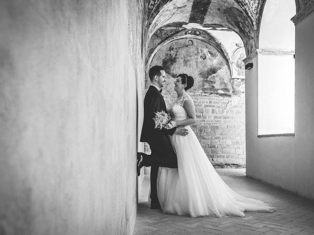 Il matrimonio di Luca e Simona a Calvello, Potenza 1