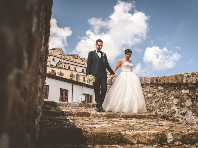 Il matrimonio di Luca e Simona a Calvello, Potenza 28